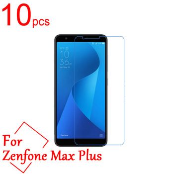 10vnt Ultra Clear/Matinis/Nano LCD Screen Protector Kino Guard Dangtelis Asus Zenfone Max Plus(M1) ZB570TL 5.7